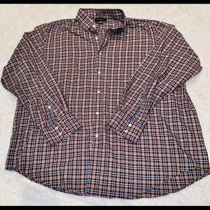 Black Brown 1826 Plaid Shirt